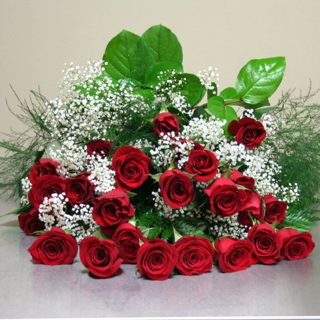W Flowers product: Two Dozen Red Roses