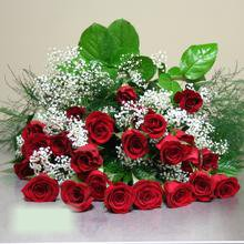 W Flowers product category: Two Dozen Red Roses