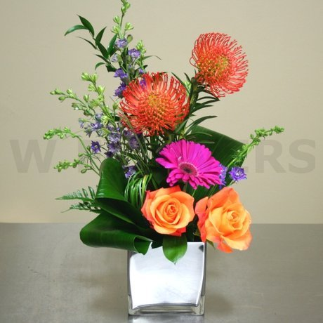 W Flowers product: Vibrant Tropical