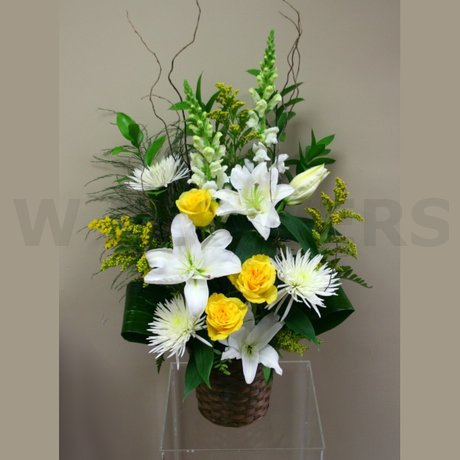 W Flowers product: Warm Memories