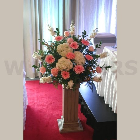 W Flowers product: Wedding at National Arts Centre flowers