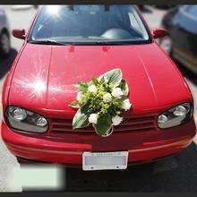 W Flowers product category: Wedding Car Decoration