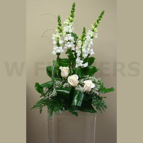 W Flowers product: Wedding Ceremony Flowers