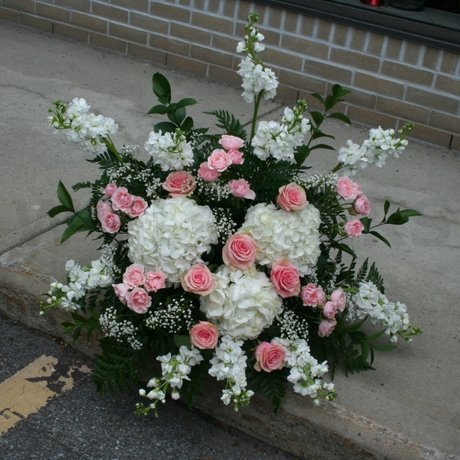 W Flowers product: Wedding Ceremony Large Flower Arrangement