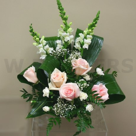 W Flowers product: Wedding Ceremony Small Arrangement