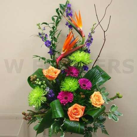 W Flowers product: Whimsical Flowers