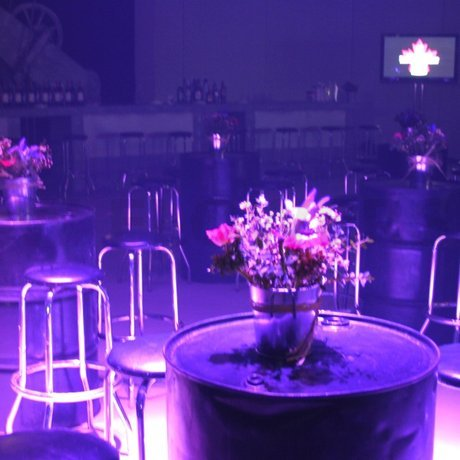 W Flowers product: Wild Flowers Centerpiece