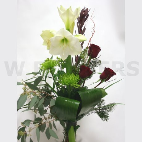 W Flowers product: Winter Dreams