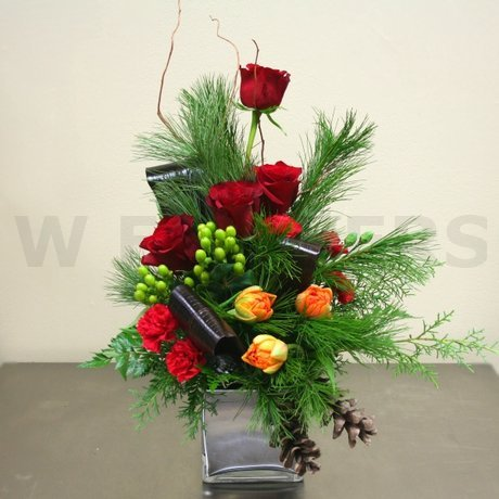 W Flowers product: Winter Elegance