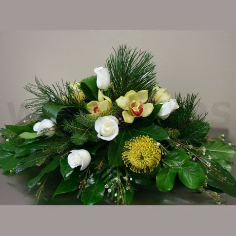 W Flowers product: Winter Joy