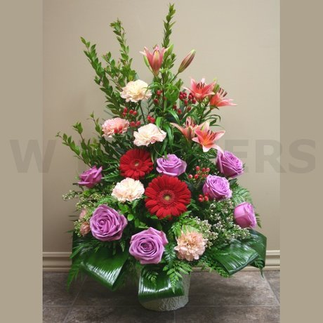 W Flowers product: With Love